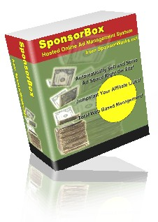 SponsorWorks.net - SponsorBox - Online Ad Management System